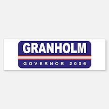 Support Jennifer Granholm Bumper Bumper Bumper Sticker