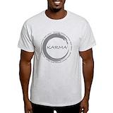 Karma Mens Light T-shirts