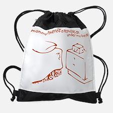 repwhcopy.png Drawstring Bag