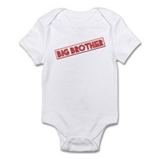 Red Big Brother Onesie