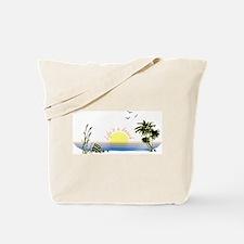 beach life Tote Bag