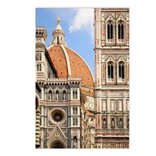 Dome of Duomo Postcards (Package of 8)