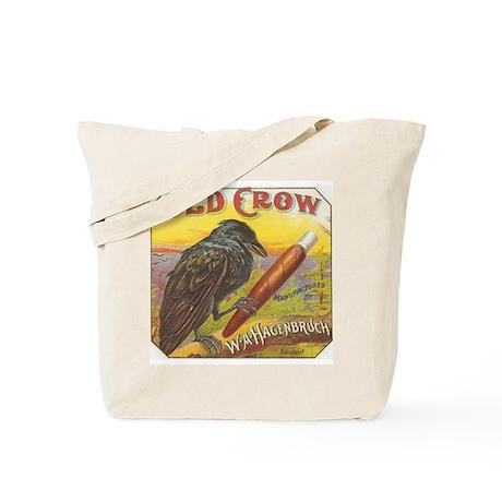 Old Crow vintage label Tote Bag