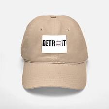 Detroit Baseball Baseball Baseball Cap