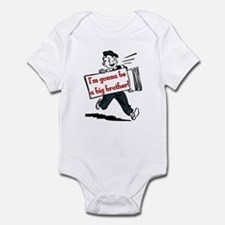 I'm Gonna be a Big Brother Onesie