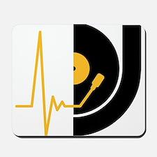 music_pulse_dj Mousepad