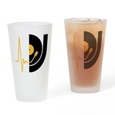music_pulse_dj Drinking Glass