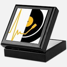 music_pulse_dj Keepsake Box
