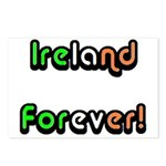 Ireland Forever Postcards (Package of 8)