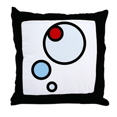 fertile thoughts Throw Pillow