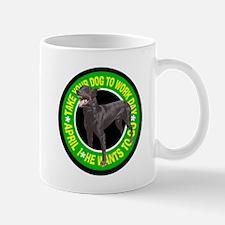 TAKE YOUR DOBIE Mug