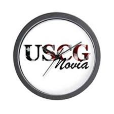 USCG Novia (Bandera) Wall Clock