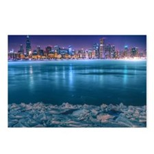 Arctic City Postcards (Package of 8)