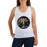 3 Angels Roundel Women's Tank Top