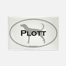 Plott Rectangle Magnet