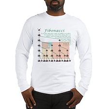 Fibonacci Long Sleeve T-Shirt