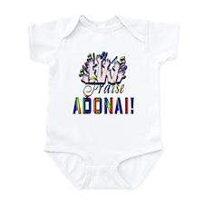 Praise Adonai! Infant Bodysuit