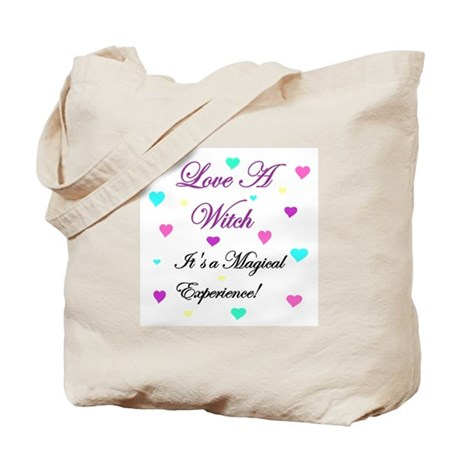Love A Witch II Tote Bag