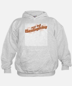 """My 1st Thanksgiving"" Hoodie"