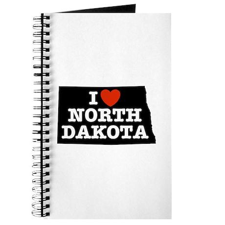 I Love North Dakota Journal