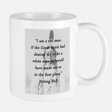 Sitting Bull - Red Man Mug