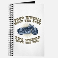 2 Wheels Move IV Journal