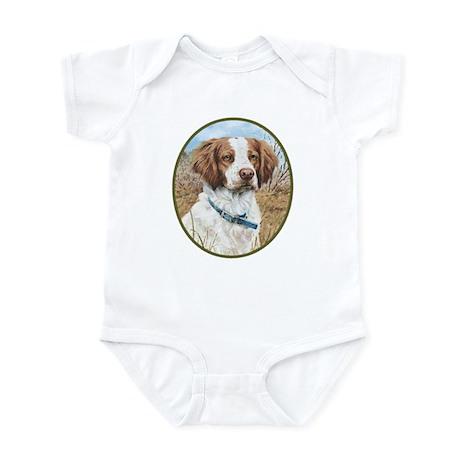 smittyts.com Brittany Spaniel Infant Bodysuit