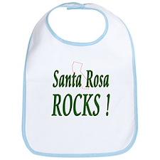 Santa Rosa Rocks ! Bib