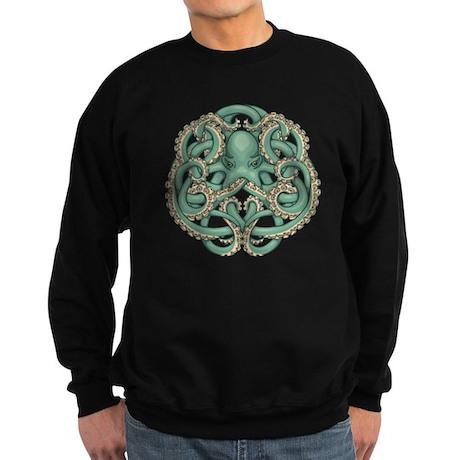 Octopus Emblem Sweatshirt (dark)