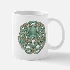 Octopus Emblem Mug