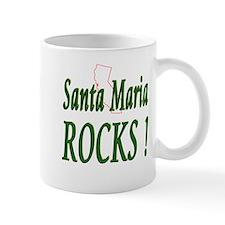 Santa Maria Rocks ! Mug