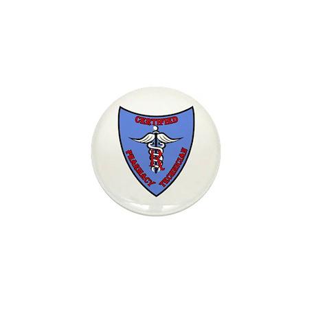CPhT Badge Mini Button