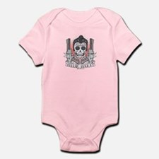 Greaser Sugar Skull Infant Bodysuit
