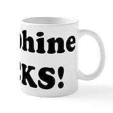 Josephine Rocks! Mug