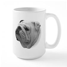 Bulldog Rock mug