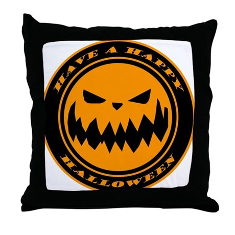 Sugar & Spice Throw Pillow