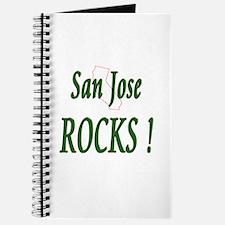 San Jose Rocks ! Journal