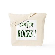 San Jose Rocks ! Tote Bag