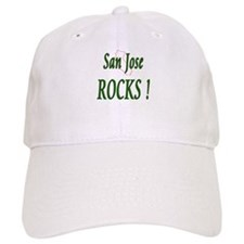 San Jose Rocks ! Baseball Cap