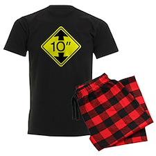 10 Inch Clearance Pajamas