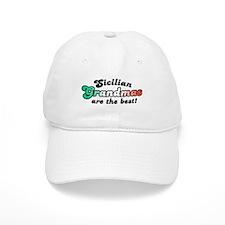 Sicilian Grandmas Baseball Cap