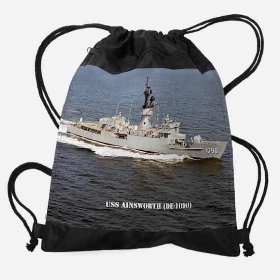 ainsworth de calendar.jpg Drawstring Bag