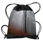 misty woods copy.png Drawstring Bag