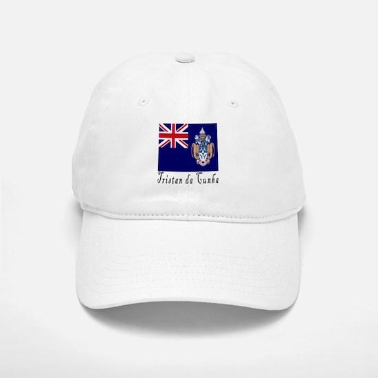 Tristan da Cunha Baseball Baseball Cap