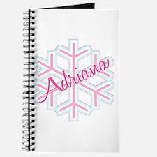 Snowflake Adriana Journal