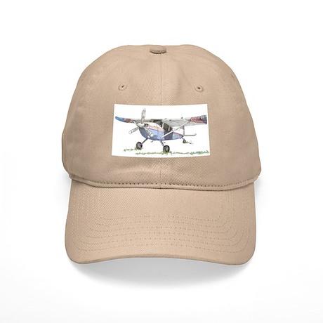 Cessna 180 Baseball Cap
