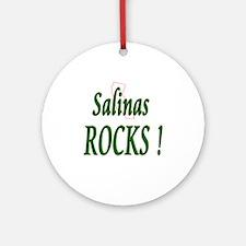 Salinas Rocks ! Ornament (Round)