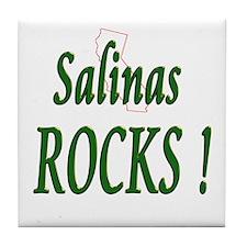 Salinas Rocks ! Tile Coaster