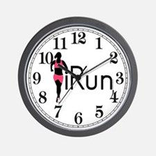 iRun Wall Clock