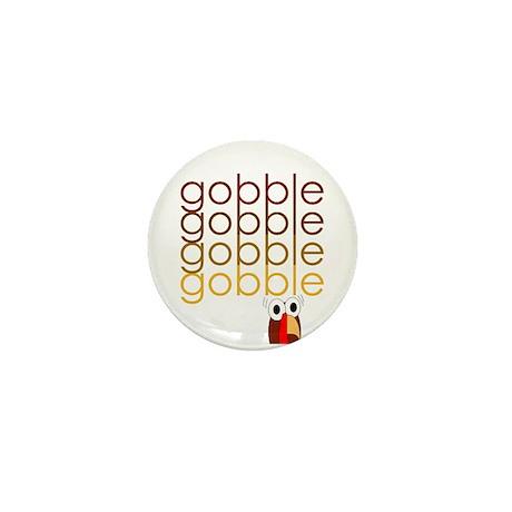 Gobble Gobble Mini Button
